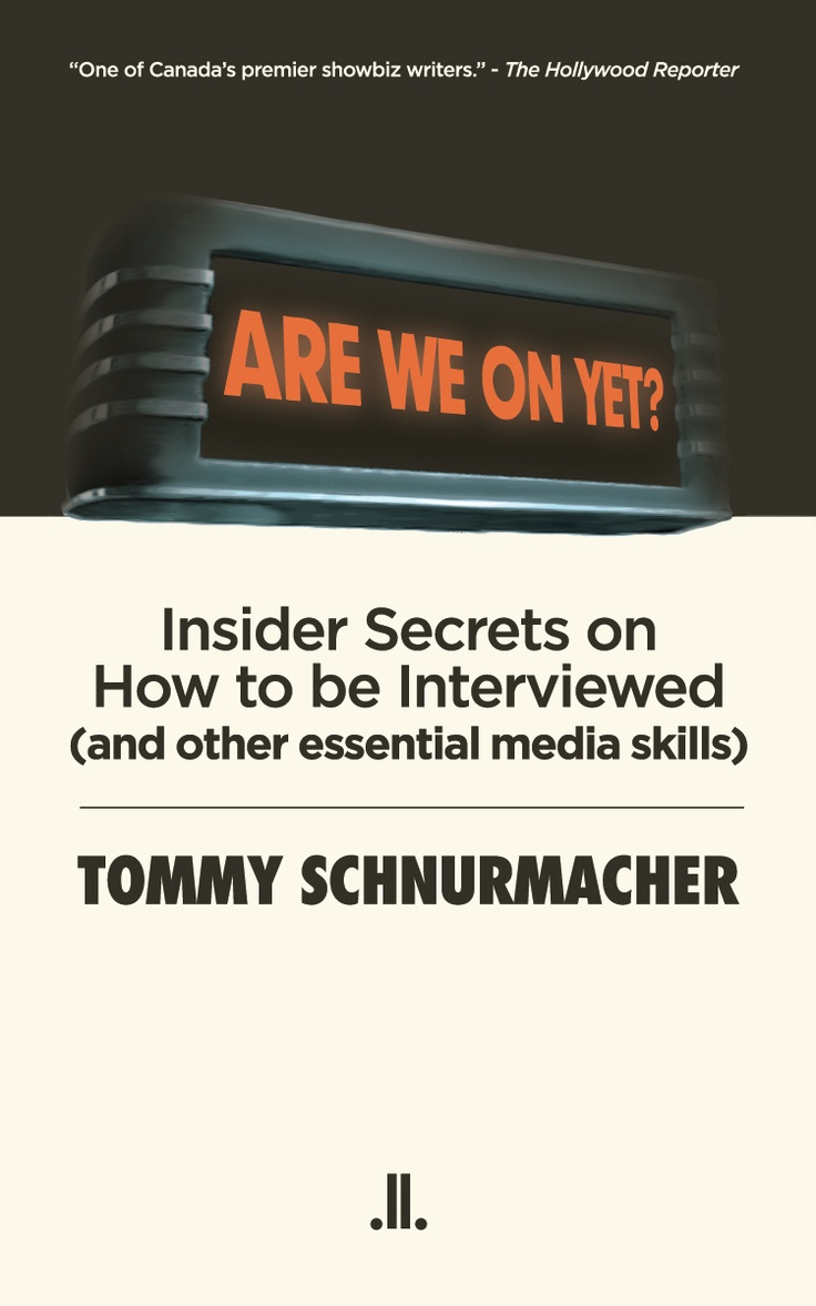Tommy's new book, launching August 23rd, 5-7 p.m., Paragraphe Books, 2220 McGill College Avenue, Montreal