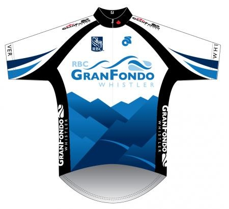 Awesome new jersey for the Whistler Gran Fondo! Wish I was racing this year!