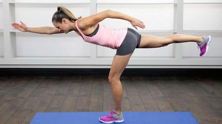 Targeted Toning: Quick Butt-Lifting Workout: