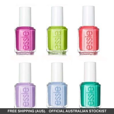 essie Summer Collection Nail Polish 2013