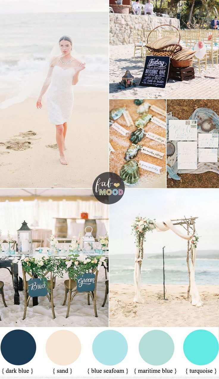 The 325 best Wedding Colors & Inspiration Boards images on Pinterest ...