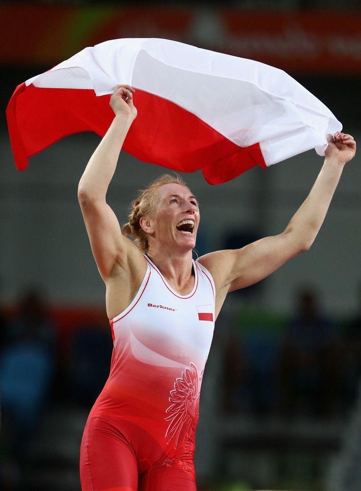 Monika Michalik - zapasy