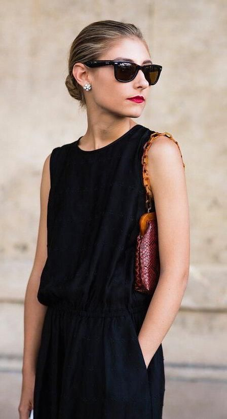 Looks inspired by Jenny Walton's street style -- the modern day Audrey Hepburn with lots of gamine, chic street style panache.