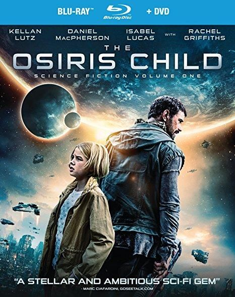 Kellan Lutz & Daniel MacPherson & Shane Abbess-The Osiris Child