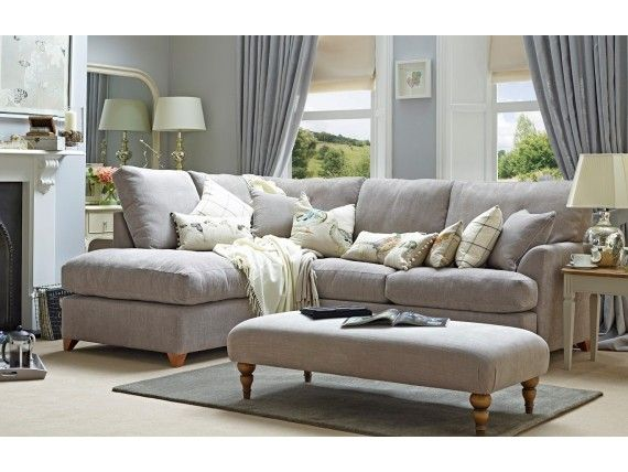 The Alderton Left Corner Sofa | Willow & Hall. Drooling.