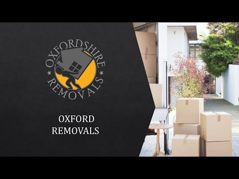 Oxford Removals - YouTube