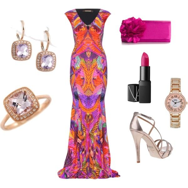 Maid in Miami, created by janetjessica7 on Polyvore: Grace, Janetjessica7, Fuchsia Handbags, Miami, Maids, Styles, Polyvore, Create