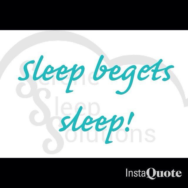 When we first had our daughter many people would tell us to keep her up late so she'd sleep the whole night through because she'd be so tired. This is not true!! An overtired baby will not sleep better. It will only lead to early am wakenings, shorter naps, taking a long time to fall asleep, and many night wakings. Often clients are amazed at how much their baby sleeps after sleep training all because they are not overtired.