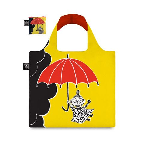 Eco carrybag Little My with umbrella