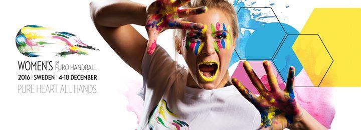 Womens EHF EURO Handball 2016 Stockholm