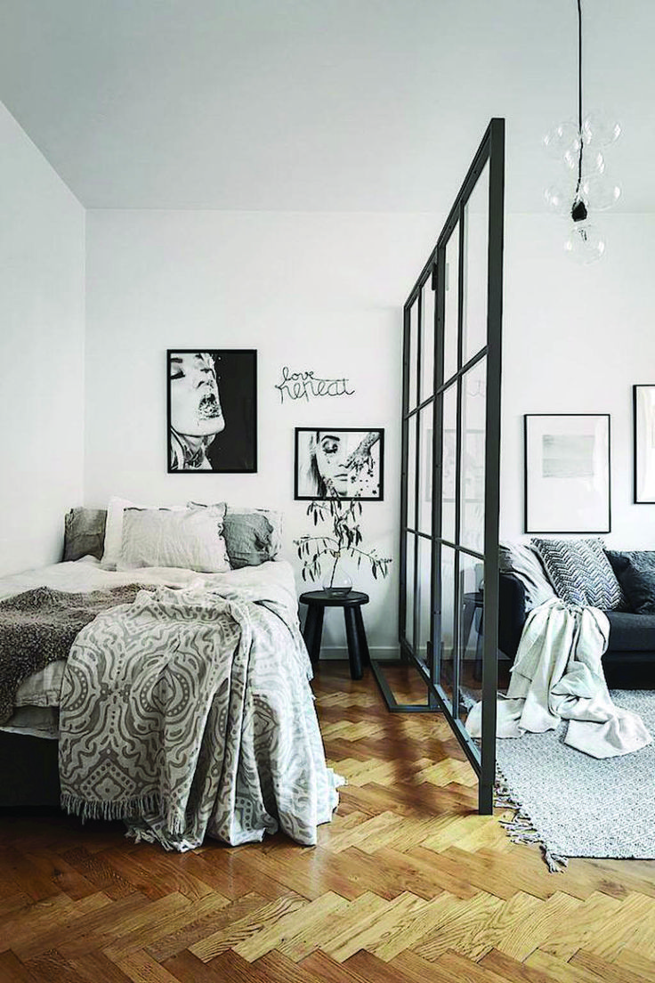 The best and easiest 27 sq ft studio apartment ideas pinterest to