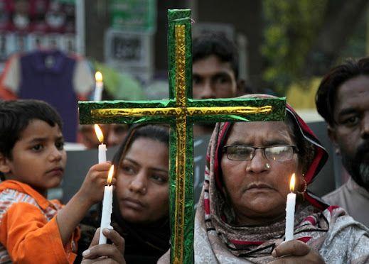 Pakistan. «Noi cristiani di Lahore crediamo in Gesù, non siamo spaventati dalle persecuzioni» tempi.it 31 MARZO 2016 #PAKISTAN