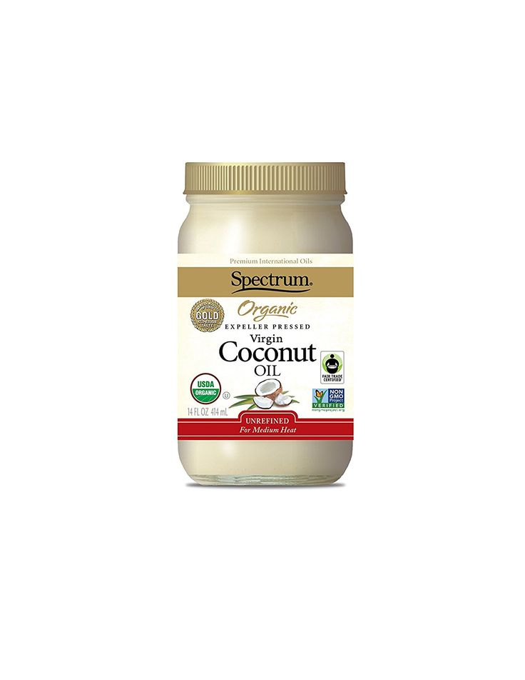 Spectrum  Coconut Oil, Organic Unrefined, 14 Ounce Tub (Pack of 3) -- Wow! I love this. Check it out now!