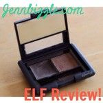 Check out my new review post on the ELF Eyebrow Kit! #beauty #makeup #elf #review