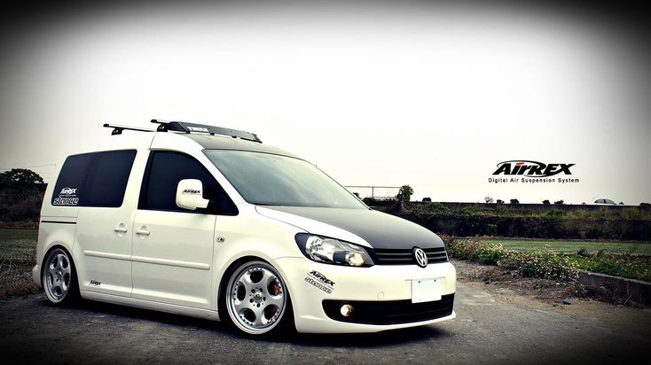 AirREX UK releases VW Caddy Van High-Performance Air Suspension Kit