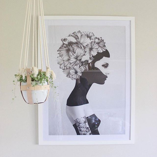 have a leather making workshop booked, we have a macrame plant hanger ...