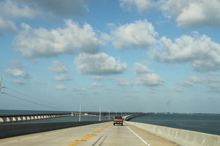 Bridge after bridge in Florida