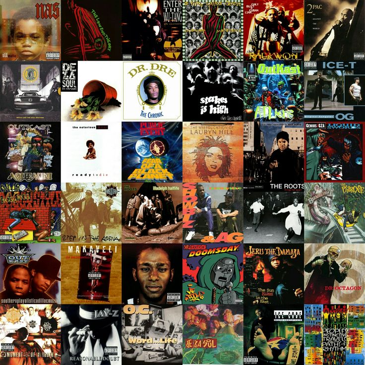 best hip hop albums of the 1990s ninety nineties