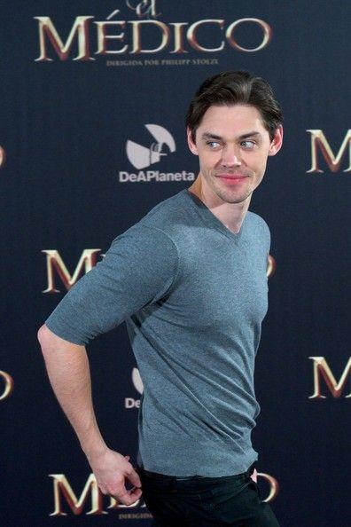 tom payne | Tom Payne Actor Tom Payne attends the 'The Physician' (El Medico ...