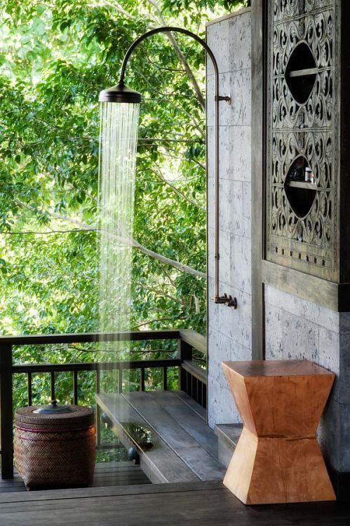 316 best Outdoor Shower images on Pinterest Outdoor