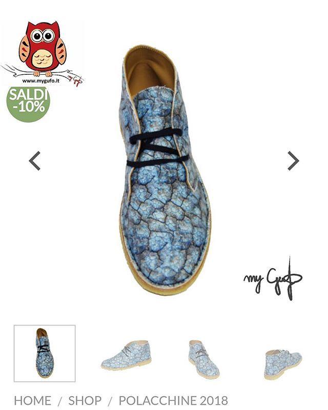"""Pausa pranzo!!! E come spesso succede ti metti li a """"spippolare"""" il telefono e quindi consiglio: www.mygufo.it guarda e scegli la tua scarpa!!! per uno stile sicuramente diverso. SHOP ONLINE  #mygufo #stile #fashion #polacchinemygufo #shoes #artigianali #2018 #collection #tuscany #madeinitaly #storeofficial #saldi #wintersales #sale #èsempreunanovitá #suinstagram #facebook #info #viaspettiamo"""