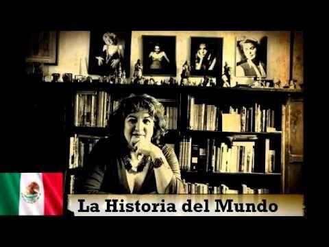 Diana Uribe - Historia de Mexico - Cap. 18 Vasconcelos, con Frida Calo y...