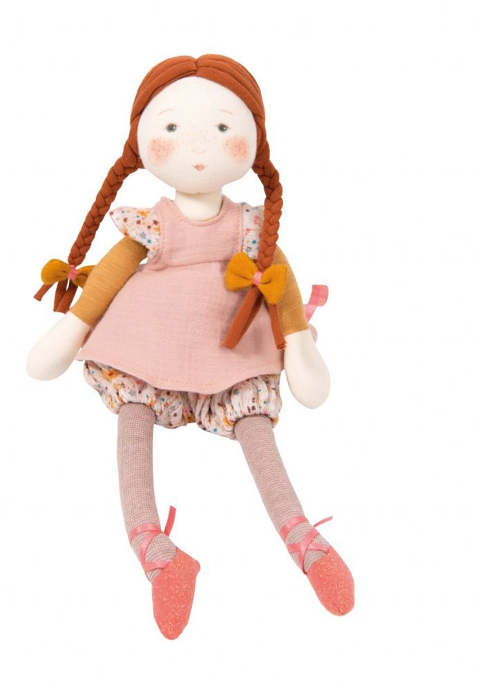 New Moulin Roty Doll