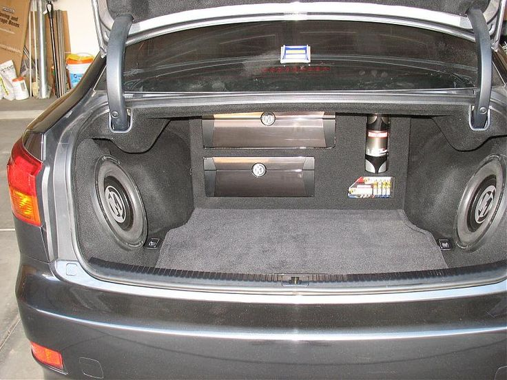 This would be per for my subie!! That useless space in the corners!!  speaker system setup for car | Aftermarket Sound System Owners Post Your Setup!