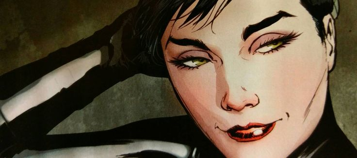 #MikelJanin's #Catwoman is on point!  #DCComics #Comics #ComicBooks #DCRebirth #SelinaKyle