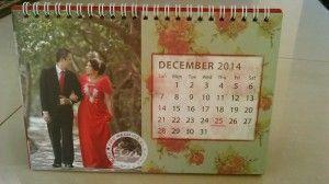 cetak kalender meja 2015