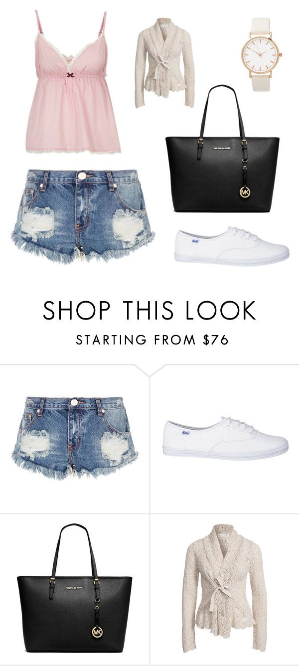 """""""Untitled #11"""" by mariachun on Polyvore featuring One Teaspoon, MICHAEL Michael Kors and Odd Molly"""