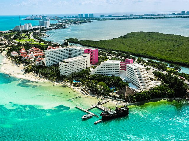 Grand oasis cancun vacation deals