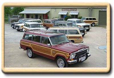 Wagonmaster - used and pre-owned Jeep Grand Wagoneers www.wagonmaster.com - www.talkingjeepoz.com