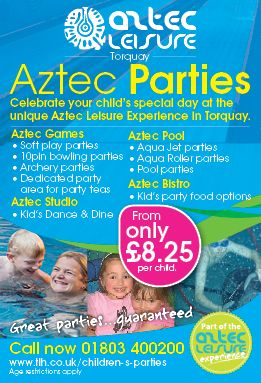 Aztec Parties: http://www.tlh.co.uk/children-s-parties