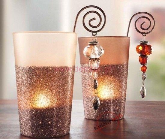 Świeczniki na tealight'y 2 sztuki