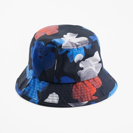Product image of Bucket hat Tropical navy