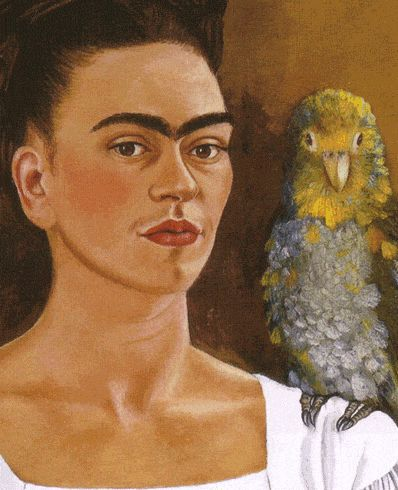 Changing Kahlo