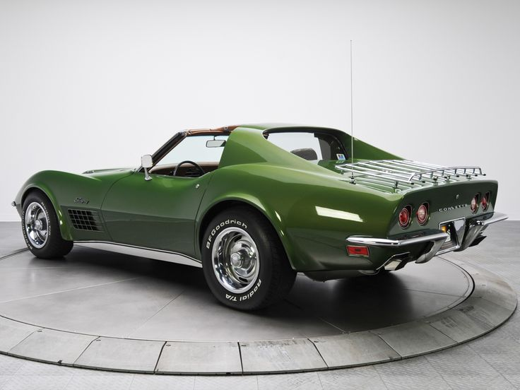 Corvette Stingray 454 (C3) '1970–72