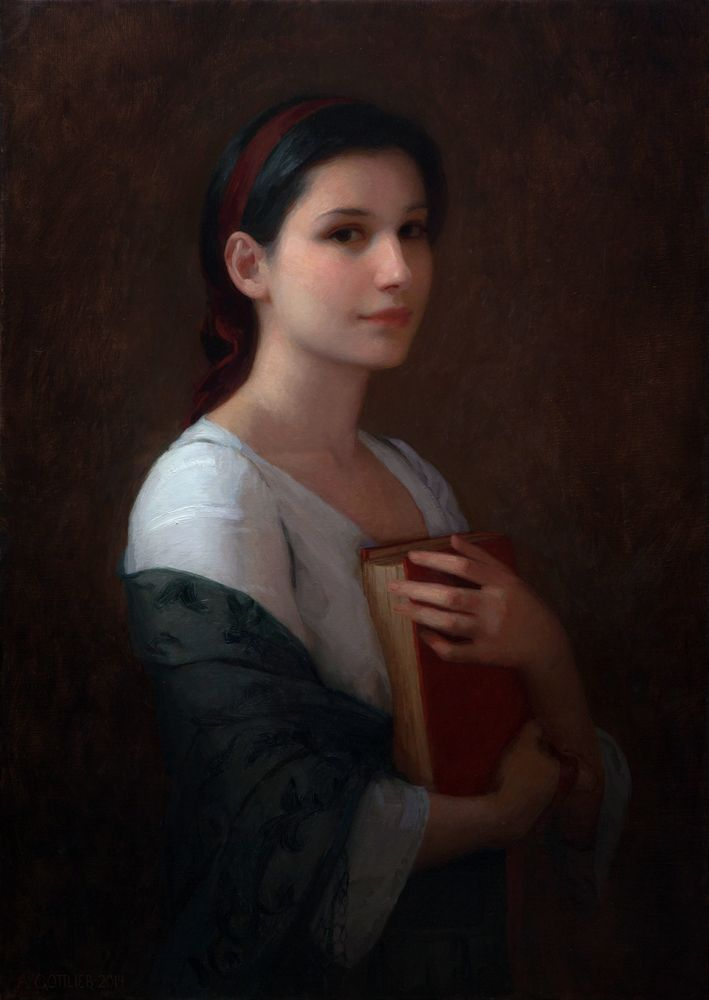 Treasured, ©2014 By Adrian Gottlieb: