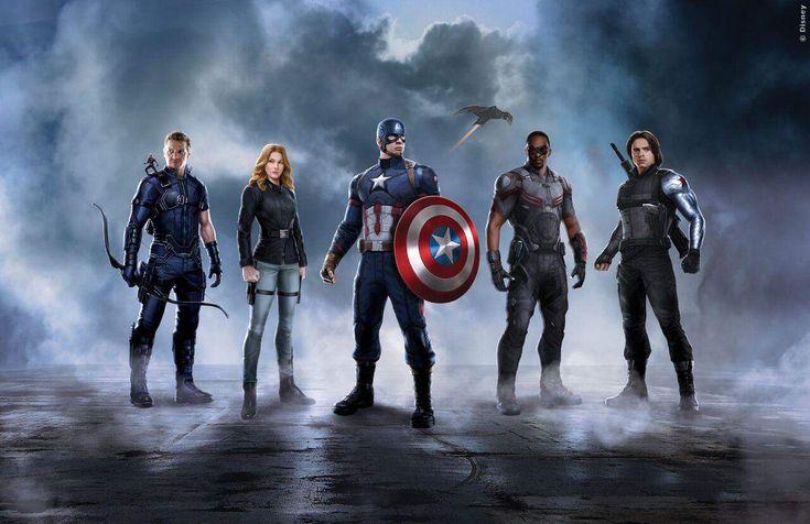 Von wegen Teil 1 und 2! Jeder Avengers-Film soll für sich stehen und es zieht wahrscheinlich noch ein neuer Superheld mit in die Schlacht! Avengers Infinity War - Neuer Filmtitel ➠ https://go.film.tv/Bw  #Avengers #Infinity #CaptainMarvel