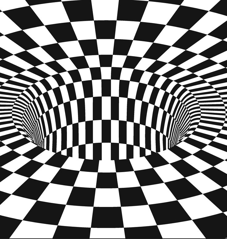 how to make optical illusion art