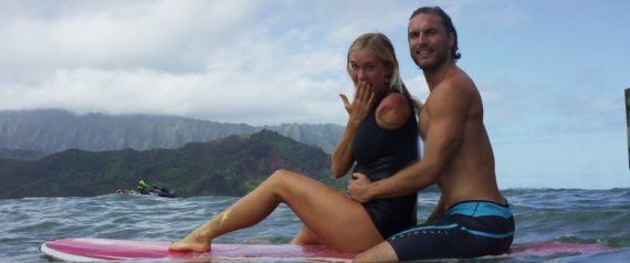 Bethany Hamilton And Adam Dirks Announce Pregnancy In Adorable Video
