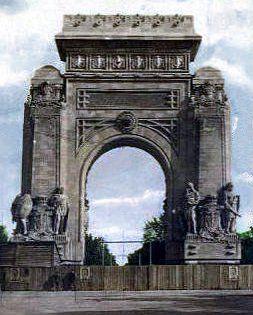 Vechiul Arc de triumf