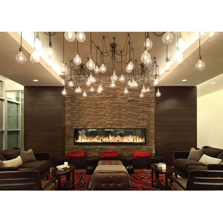 Edison Industrial Style Vintage Loft Chandelier Pendant Lights DIY Ceiling Lamps