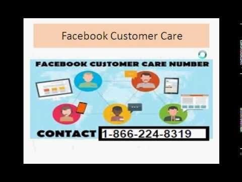 Facebook  Customer Care Number @1-866-224-8319(toll free)