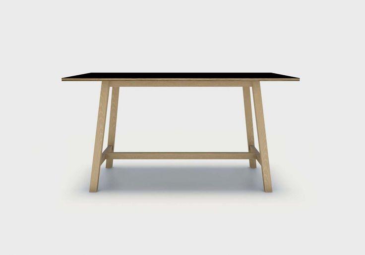 Trestle Barleaner | Kada* Commercial Furniture