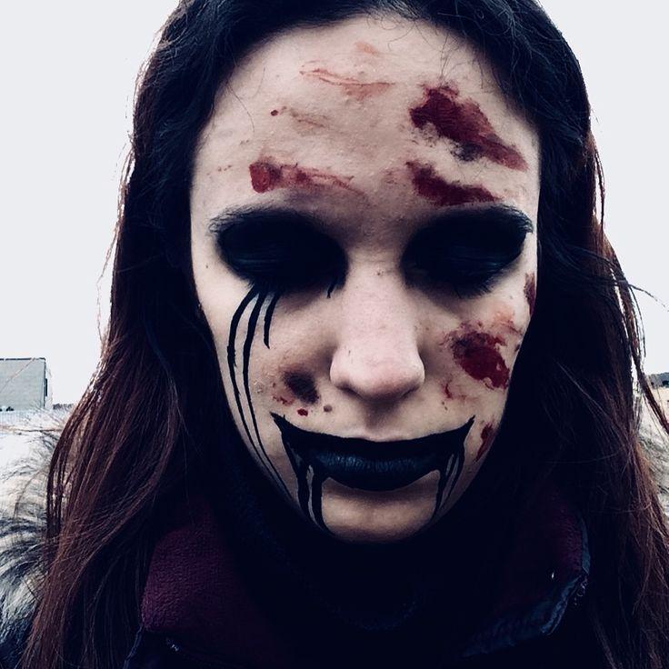Yandere simulator fun girl makeup