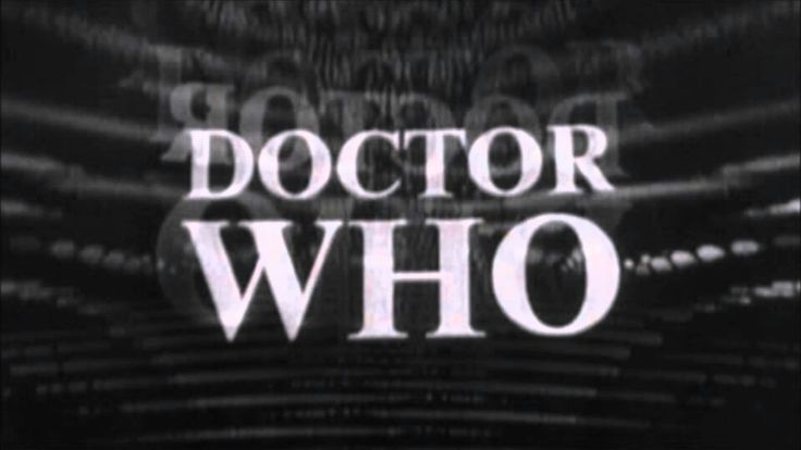 Doctor Who - openning titles (1967-69)