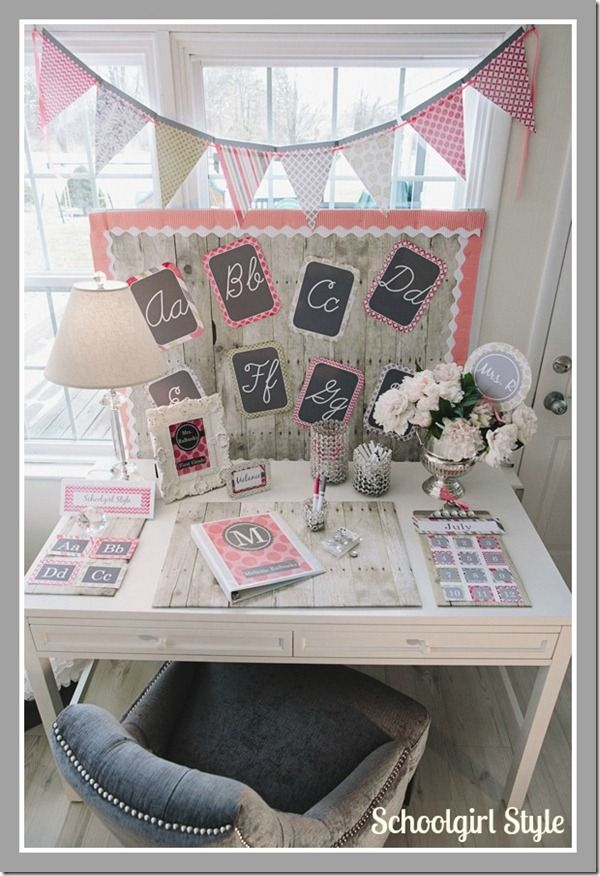 Classroom Decor Shabby Chic ~ Best images about vintage classroom theme on pinterest
