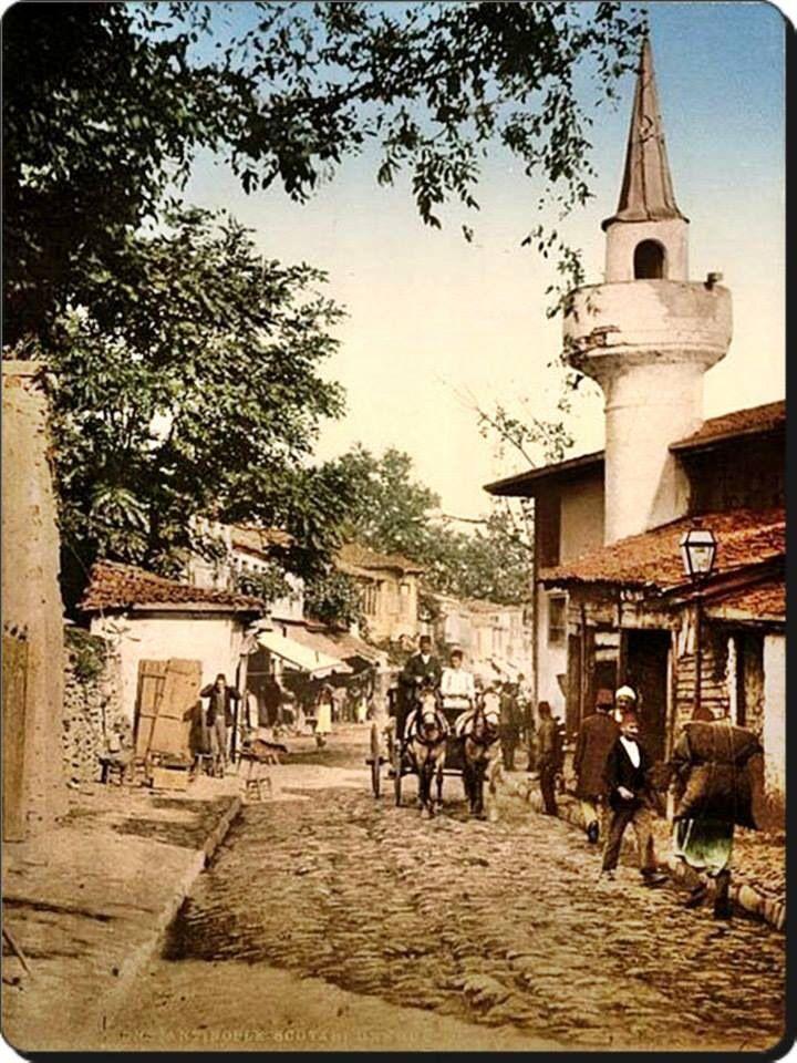 Üsküdar 1890'lar